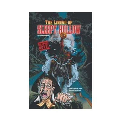 The Legend of Sleepy Hollow by Washington Irving, Blake Hoena (retold by), To...