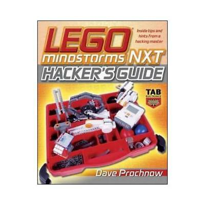 Lego Mindstorms NXT Hacker's Guide by Dave Prochnow (author)