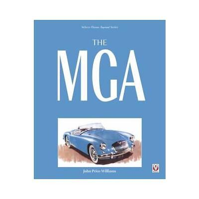 The MGA by John Price Williams (author)