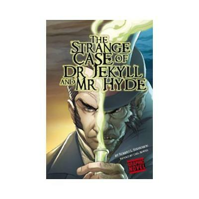 The Strange Case of Dr Jekyll and Mr Hyde by Robert L Stevenson, Carl Bowen (...