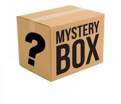 Suprise box Including games clothing etc