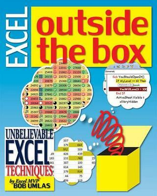 Excel Outside the Box by Bob Umlas (author)