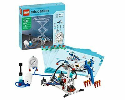 Lego Education 9641 Mechanisms Pneumatics Add-on Set NEW ORIGINAL SEALED