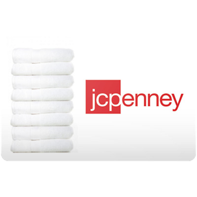 JCPenney Gift Card $25 Value, Only $23.50! Free Shipping!