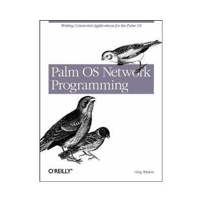 Palm OS Network Programming by Greg Winton (author)