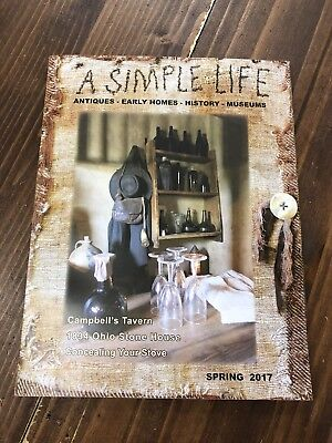 A Simple Life Magazine By Jill Peterson- Spring 2017
