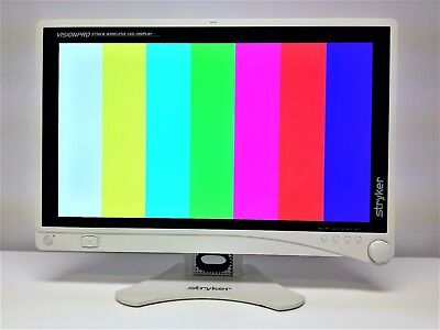 "New! Stryker 26"" VisionPro Sync Wireless HD LED Monitor **New in the Box!**"