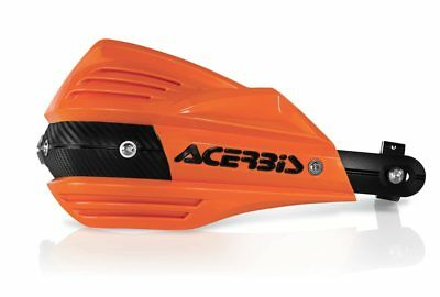 handguards x-factor orange Acerbis motocross