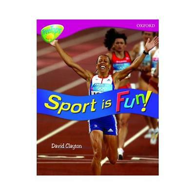 Oxford Reading Tree: Level 10: Treetops  Non-Fiction: Sport is fun! by David ...