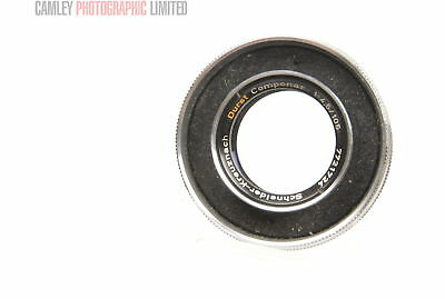 Schneider Componar f4.5 105mm Enlarger Lens. Graded: EXC+ [#7759]