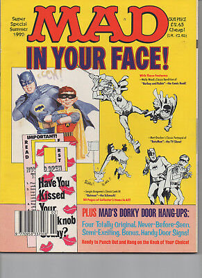 Mad Super Special Summer 1990 Near Mint Batman Issue