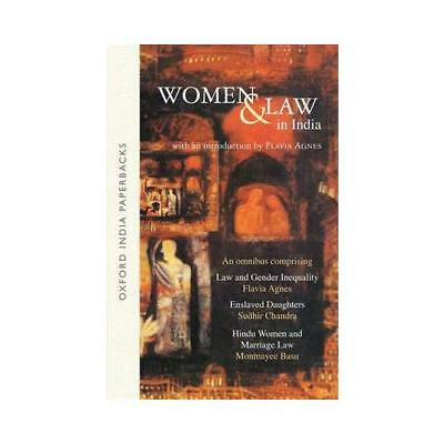 Women and Law in India by Flavia Agnes (author), Sudhir Chandra (author), Mon...