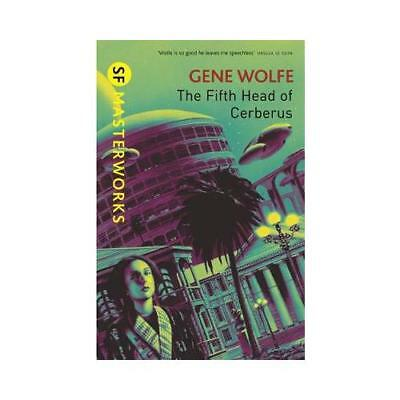 The Fifth Head of Cerberus by Gene Wolfe (author)