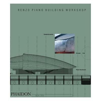 Renzo Piano Building Workshop, Complete Works by Peter Buchanan (author)