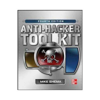 Anti-Hacker Tool Kit by Mike Shema (author)
