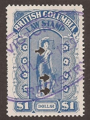 Canada Revenue Bcl26 Variety- Unlisted Light Blue