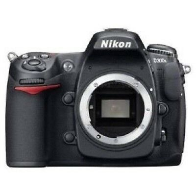 USED Nikon D300S 12.3 MP Digital SLR Body Excellent FREE SHIPPING