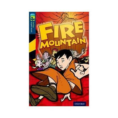 Oxford Reading Tree TreeTops Graphic Novels: Level 14: Fire Mountain by Glen ...