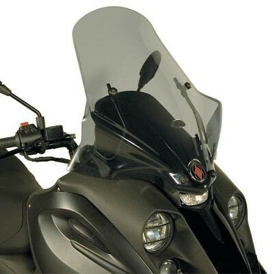 Windshield smoked for Gilera Fuoco 500 2007-2014 GIVI Motorbike