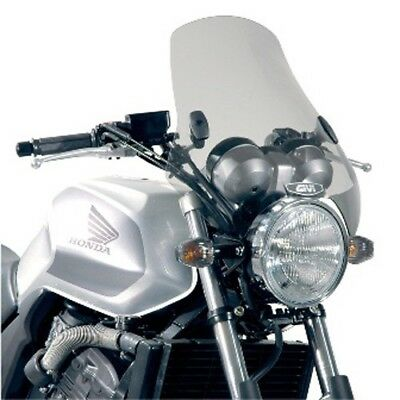 A660 Universal screen with 2 point handlebar, smoked 42,5 x 42 cm (H x W) GIVI M