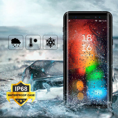 For Samsung Galaxy Note 9 Waterproof Shockproof Dustproof Armor Case Full Cover