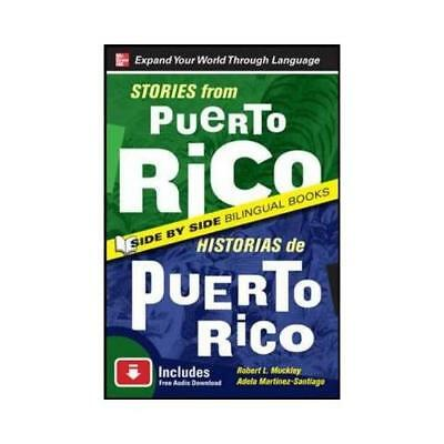 Stories from Puerto Rico by R. Muckley (author), A. Martinez-Santiago (author)
