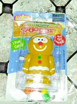 "HOLIDAY POOPER Candy Treats by Treat Street, Official ""I Poop Candy"" Collectible"