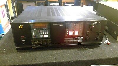 Sansui s-x900 stereo receiver needs work