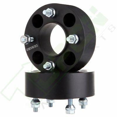 """2Pcs 2"""" 50mm 4x110 10x1.25 Studs wheel spacers For 2007-2014 Yamaha Grizzly 450"""