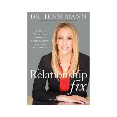 The Relationship Fix by Jenn Mann (author)