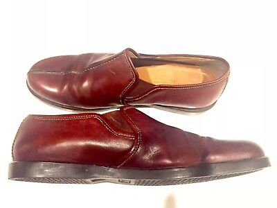 Tommy Bahama Men's Shoes Size 11 D Leather Brown Slip On