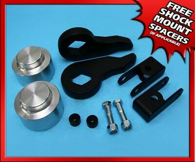 """00-06 Chevy Suburban 1500 4X4 Steel 3/"""" Front 1.5/"""" Rear Complete Level Lift Kit"""