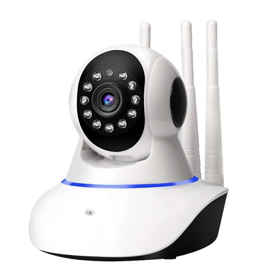 Ip Camera Hd 720P Wireless Led Ir Lan Motorizzata Wifi Rete Onvif Telecamera