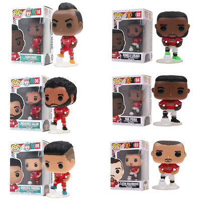 Manchester United Football Club Toy - Soccer Star Funko POP PVC Figure Toys