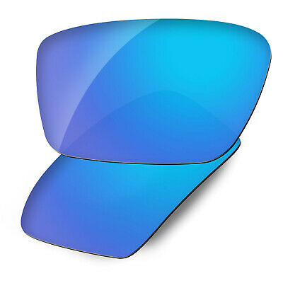 5c3fa5f397e Dynamix Polarized Ice Blue Replacement Lenses for Oakley Gascan Sunglasses