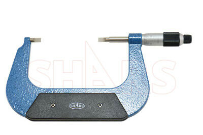 "OUT OF STOCK 90 DAYS SHARS 3-4"" Blade Micrometer NEW!!!"