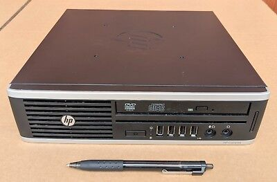 HP Ultra Slim Quad Core i5 + Radeon HD 2GB ** WARRANTY ** Elite 8200 HTPC