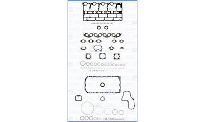 Genuine AJUSA OEM Full Engine Rebuild Gasket Set exc. Head Gasket [51029400]