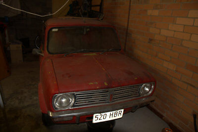 Mini Clubman 1972 Rolling Shell and Engine Parts