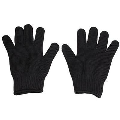 Anti-Cutting Cut Resistant Gloves Food Grade Level Butcher Kitchen Protection 6L