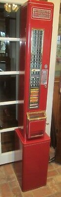 U-SELECT-IT 10 CENT CANDY MACHINE Vintage Vending Machine  EARLY VERSION 1940-50