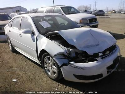 Speedometer Cluster MPH Opt UH8 Fits 09-11 IMPALA 292902