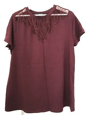 New Look Maternity Tshirt Size 16 - Excellent Condition