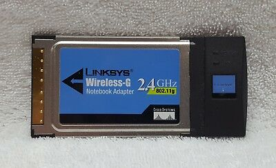 LINKSYS WIRELESS-G 2.4 GHZ WPC54G DESCARGAR DRIVER