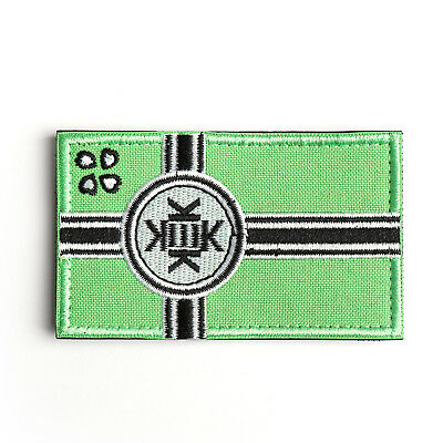 kek flag PATCH ARMY MORALE TACTICAL MORALE BADGE HOOK LOOP PATCH UE
