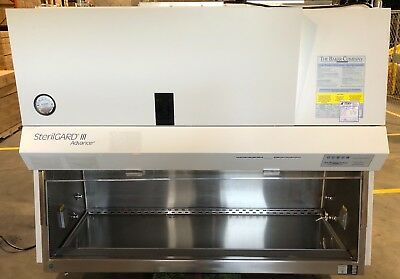 Baker Advance SterilGARD III 6' Biological Safety Cabinet Model SG603