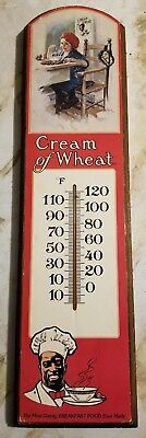 Thermometer Cream of Wheat Advertisement