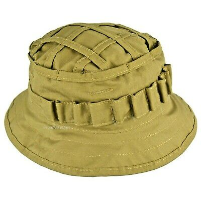 Russian army Boonie hat Scout with IR remission Coyote Odinn 1 Day Shipping
