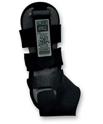 Allsport Dynamics 147 MX-2 Ankle Brace - Right Black (OSFM)