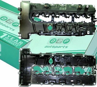 For Bmw 3.0 Petrol N54 Cylinder Head Engine Valve Cover & Gasket 11127565284